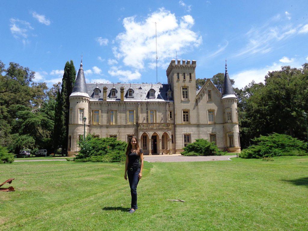 Французское поместье недалеко от Буэнос-Айреса