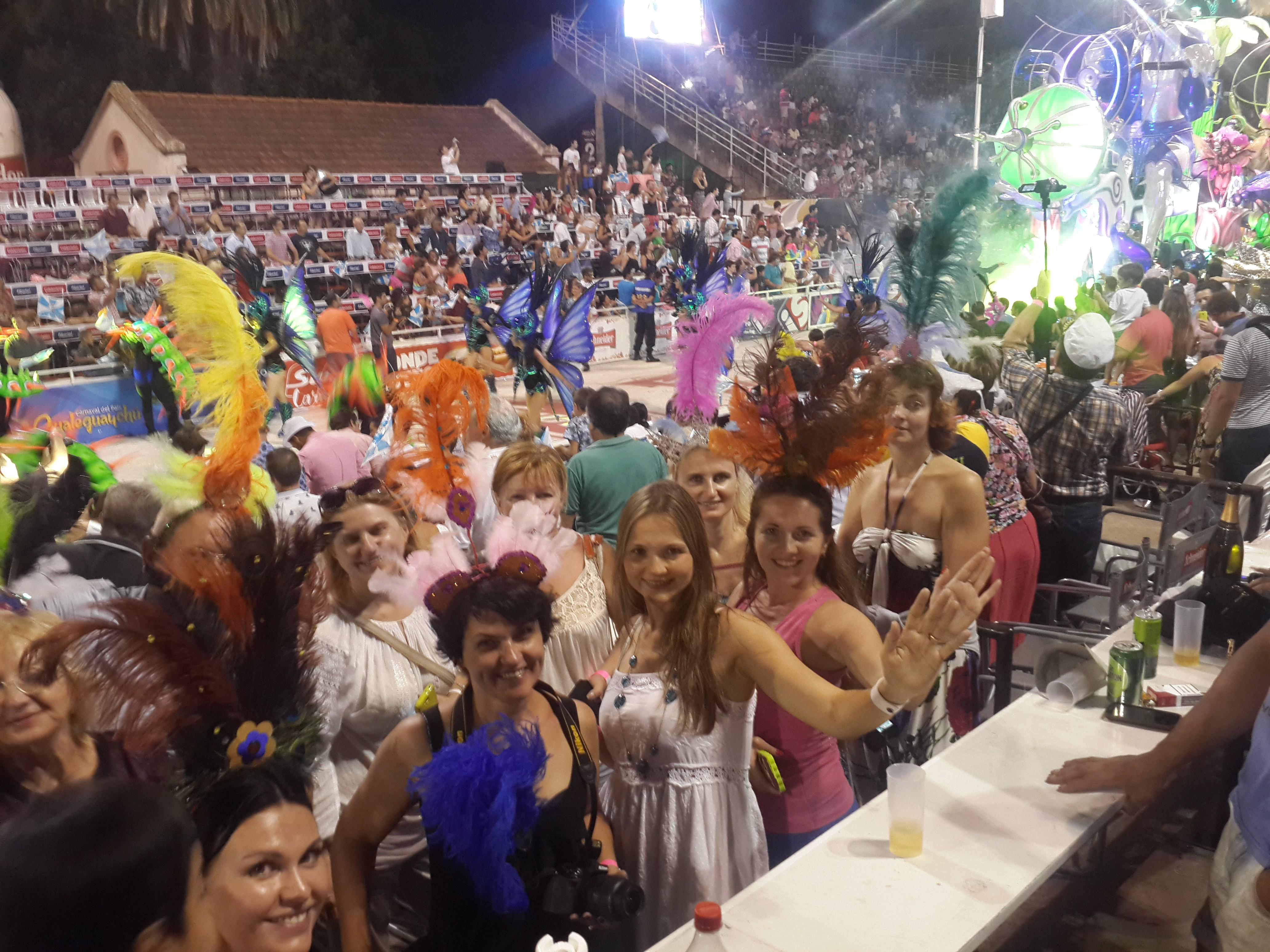 Аргентинский карнавал