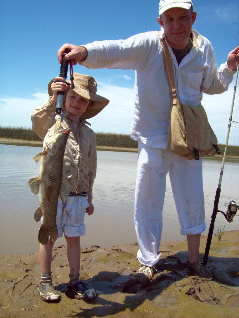 Рыбалка в Буэнос-Айресе