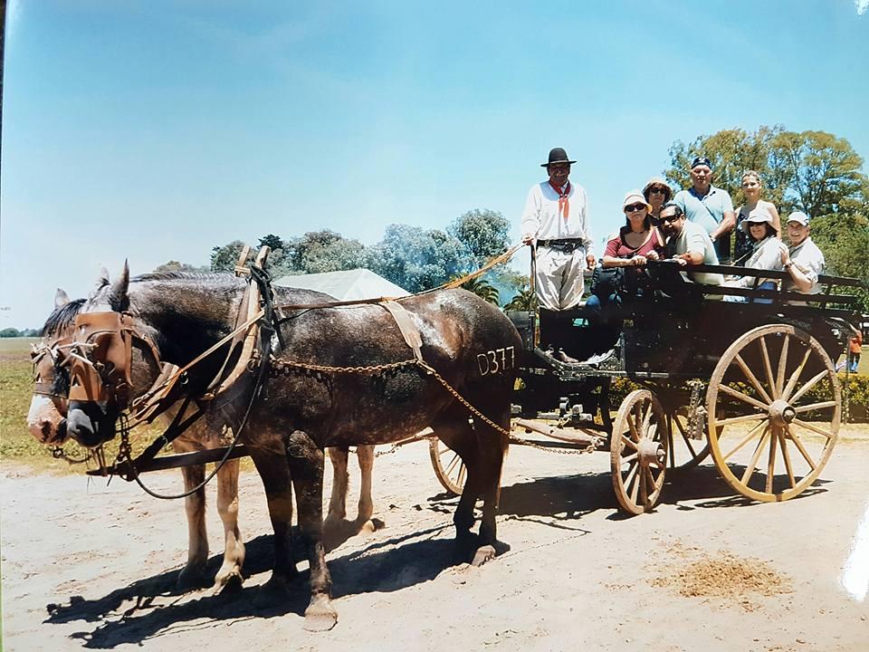 Экскурсия на ранчо Санта Сусана